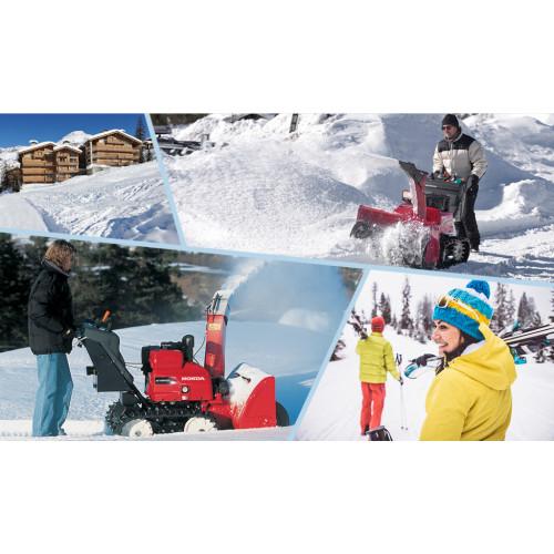 Снегоуборщик HSM 1390 IKZE...